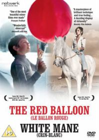 The Red Balloon/White Mane - (Import DVD)