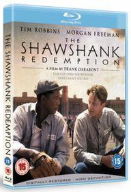 The Shawshank Redemption - (Import Blu-ray Disc)