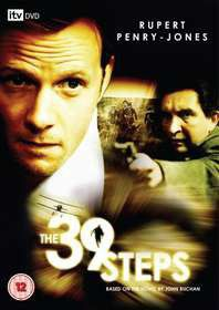 The 39 Steps [2009] (DVD)