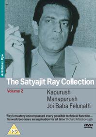 The Satyajit Ray Collection: Volume 2 (Box Set) - (Import DVD)