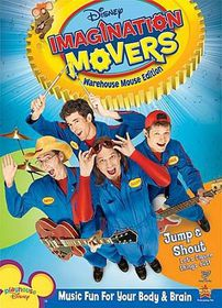 Imagination Movers Vol 1 - (Region 1 Import DVD)