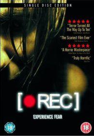 [Rec] - (Import DVD)