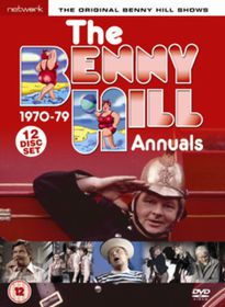Benny Hill: The Benny Hill Annuals 1970-1979 (Box Set) - (Import DVD)