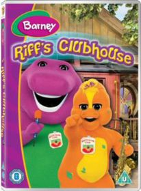 Barney: Riff's Clubhouse  - (Import DVD)