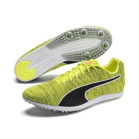 Track Road Running Shoes - Yellow/Black