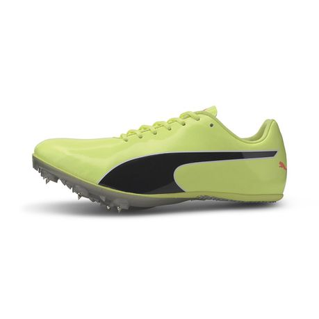 Track Road Running Shoes - Fizzy Yellow