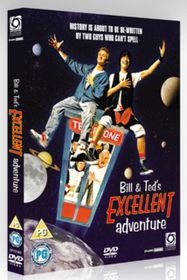Bill and Ted's Excellent Adventure - (Import DVD)