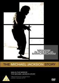 The Michael Jackson Story: Man in the Mirror (DVD)
