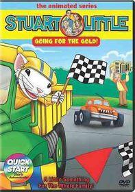 Stuart Little:Going for the Gold - (Region 1 Import DVD)