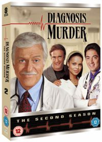 Diagnosis Murder: Season 2  - (Import DVD)