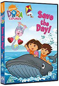 Dora Save The Day (DVD)