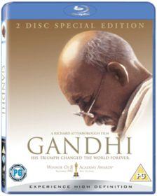 Gandhi - (Import Blu-ray Disc)