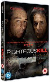 Righteous Kill  - (Import DVD)