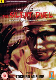 The Silent Duel - (Import DVD)