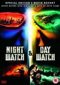 Nightwatch / Daywatch (DVD)