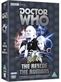 Doctor Who: The Rescue/The Romans - (Import DVD)