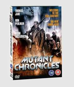 The Mutant Chronicles (DVD)