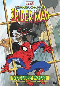 Spectacular Spider Man Vol 4 - (Region 1 Import DVD)