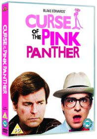 Curse of the Pink Panther - (Import DVD)