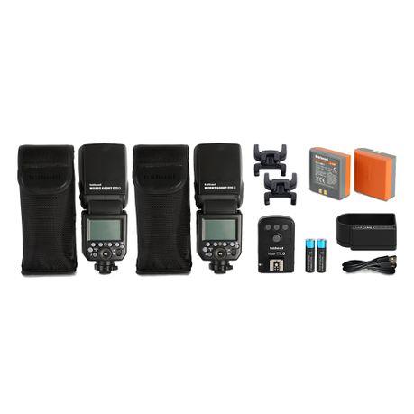 Digital Camera Accessories Modus 600RT MK II Wireless Kit Nikon ...