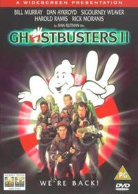 Ghostbusters 2  - (Import DVD)