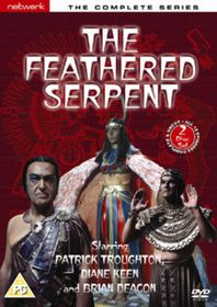 The Feathered Serpent: The Complete Series - (Import DVD)