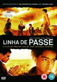 Linha De Passe  - (Import DVD)