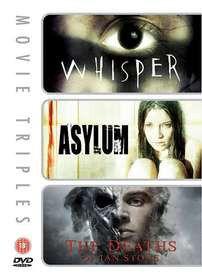 Whisper/Asylum/The Deaths of Ian Stone (DVD)