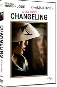 Changeling (2008)(DVD)