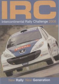 Intercontinental Rally Review 2008 - (Import DVD)