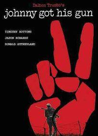 Johnny Got His Gun - (Region 1 Import DVD)