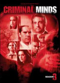Criminal Minds Season 3 (DVD)