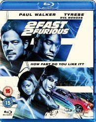 2 Fast 2 Furious Part 2 (Blu-ray)
