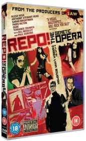 Repo! The Genetic Opera - (Import DVD)