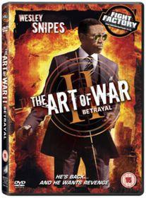 The Art of War 2 - Betrayal - (Import DVD)