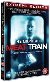 The Midnight Meat Train - (Import DVD)