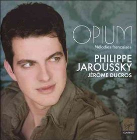 Jaroussky Philippe - Opium: Melodies Francaises (CD)