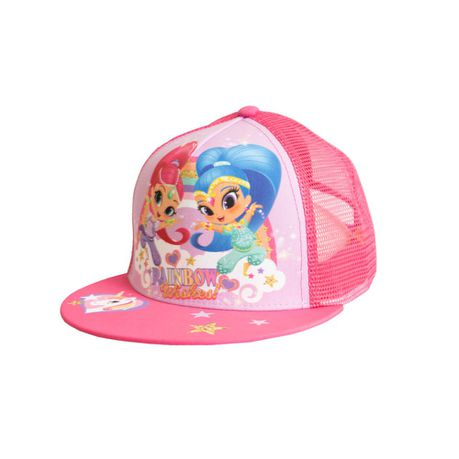 Shimmer and Shine Cap Girls Kids Baseball Cap Summer Hat