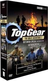 Top Gear - The Great Adventures 2 (DVD)