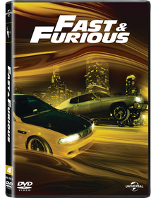 Fast & Furious Part 4 (DVD)