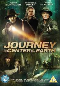 Journey to the Center of the Earth (TV Film) (DVD)
