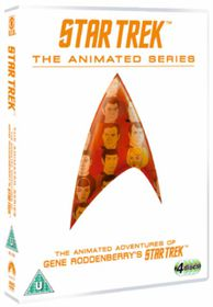 Star Trek: The Animated Series - (Import DVD)