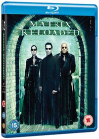 The Matrix Reloaded - (Import Blu-ray Disc)