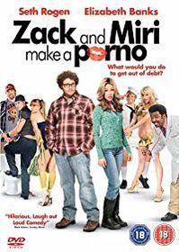 Zack & Miri Make A Porno (DVD)