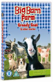 Big Barn Farm: Greedy Goat and Other Stories - (Import DVD)