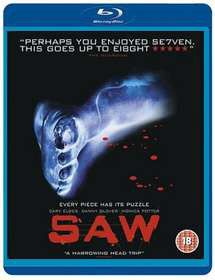 Saw: Uncut Version (Blu-ray)
