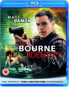 The Bourne Identity - (Import Blu-ray Disc)