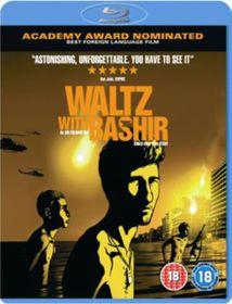 Waltz With Bashir - (Import Blu-ray Disc)