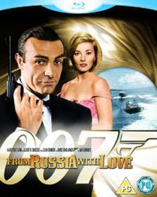 From Russia With Love - (Import Blu-ray Disc)