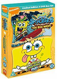 Spongebob Squarepants: Big Wave & Movie Double (DVD)